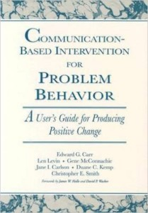 communication-based intervention