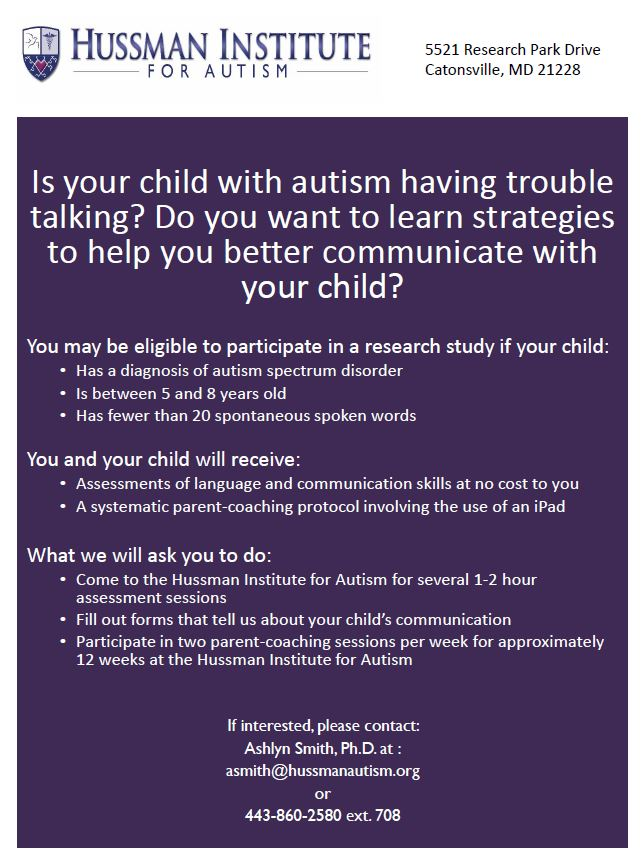 Research Participation Opportunity: Communication Coaching for Parents